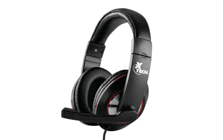 Xtech - Headset - Wired - XTH-531 - Accesorios
