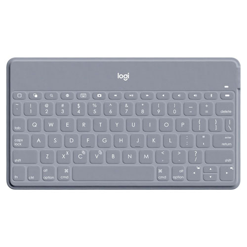 Logitech Keys-To-Go - Teclado - Bluetooth