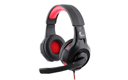 Xtech - Headset - Wired - XTH-541 - Accesorios