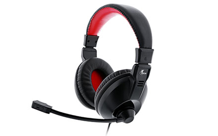 Xtech - Headset - Wired - XTH-500 - Accesorios